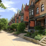 Affordable housing in the West Park District of Philadelphia